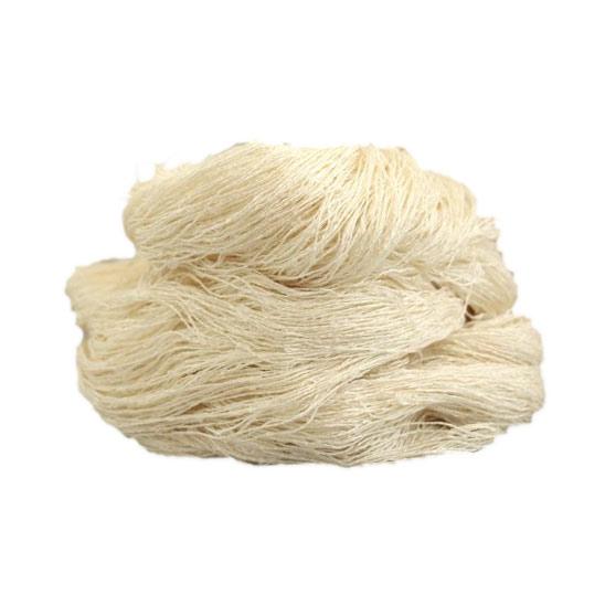 Yarn from Banana Fiber
