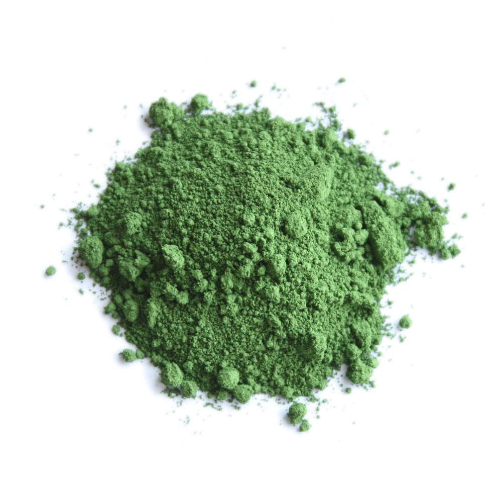 Pigment of Chromium Oxide